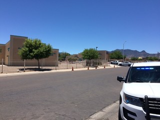 Bomb threat ends classes at SV school