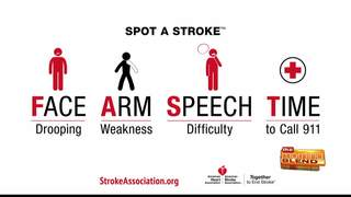 Can you have a stroke and not know it?