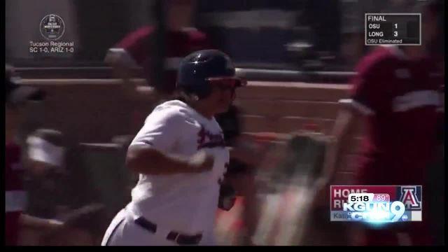 Katiyana Mauga breaks PAC-12 home run record