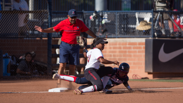 Arizona softball advances to the super regional