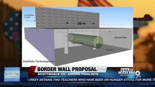 Scottsdale company closer to building border wal