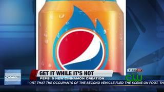 'Pepsi Fire' infuses cinnamon into soda