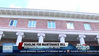Ducey to sign these 33 bills Monday