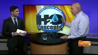 Cleaning up your tap water with H2O Concepts