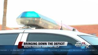 City of South Tucson looks at TPD for help