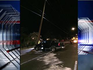 Part of 29th street shut down after accident