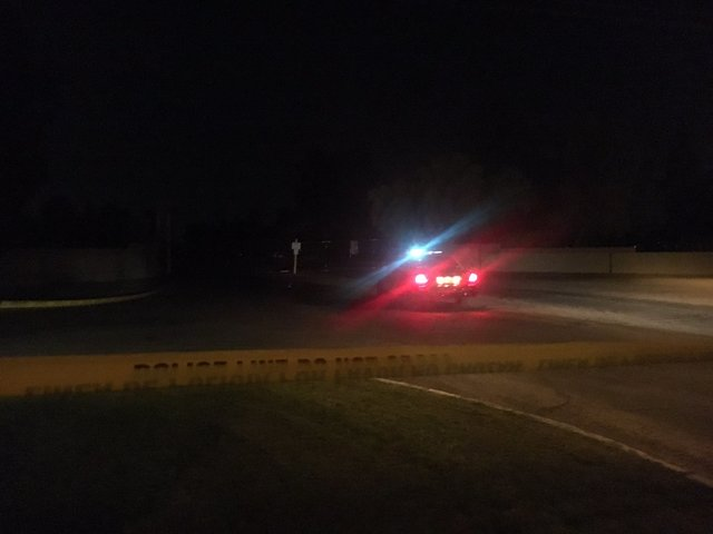 Officer involved shooting at South Lawn Cemetary