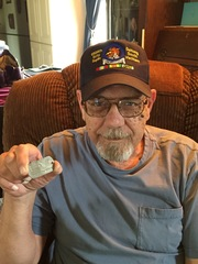 Two Vietnam military dog tags returned