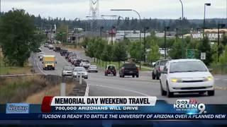 Memorial Day weekend travel info