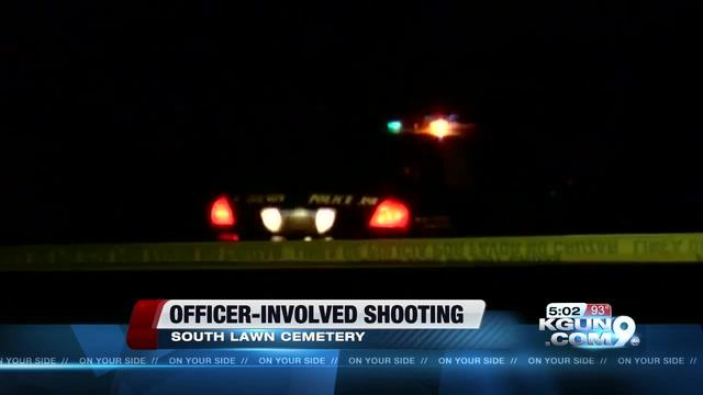 Police identify man dead in officer involved shooting on the south side