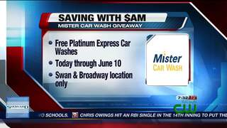 Tucson business offers free car washes