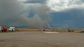 Smith Fire in Cochise County fully contained