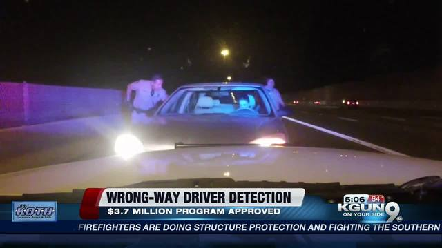 New $3.7 million ADOT wrong-way detection pilot program approved