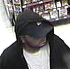 Deputies look for armed robber