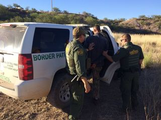 CBP: Heat not a deterrent for illegal crossing