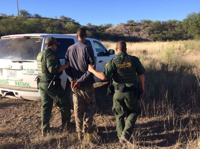 Border Patrol Raids Aid Camp, Arrests Four Men From Mexico