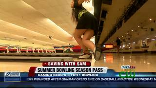 Stay cool with summer bowling deal