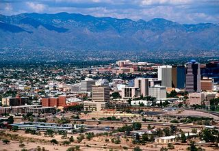 Is Tucson Arizona's most dangerous city?
