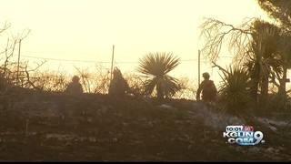 Evacuees return home after Los Encinos Fire