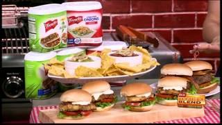 Jalapeno bacon cheeseburger to Sriracha Mayo