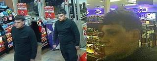 Deputies look for cigarette thieves