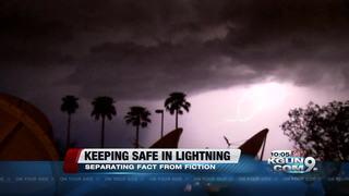 Preparing for when lightning strikes