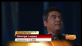 Events: From sonoran hot dogs to George Lopez