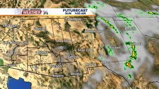FORECAST: A better chance of rain returns