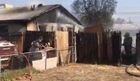 TFD working eastside house fire