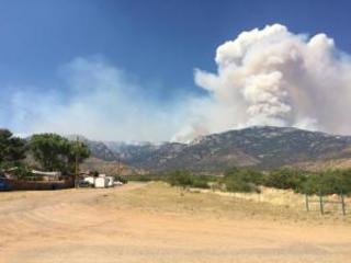 Frye Fire burns nearly 50,000 acres