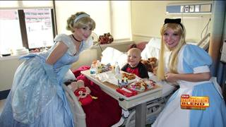 A Moment of Magic for hospitalized children