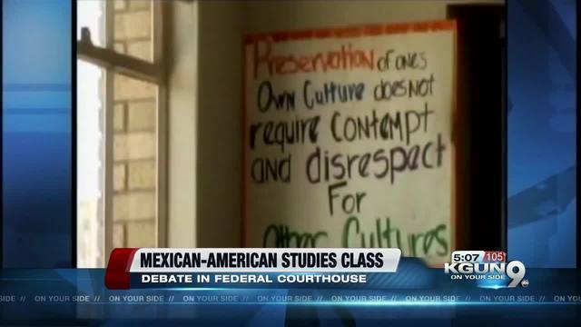 Judge says racism behind Arizona MAS ban