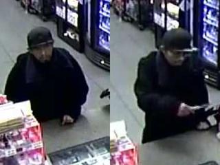 Deputies look for armed robber