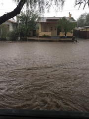 """The River Mabel"" flows when monsoon rolls in"
