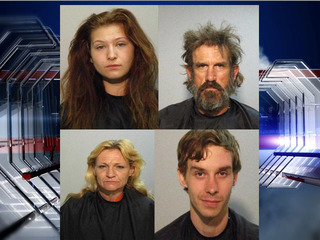 Cochise deputies arrest four in mail theft ring