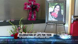 Community celebrates life of Victoria Arias