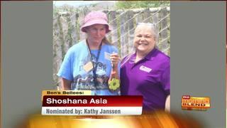Ben's Bellee: Shoshana Asia