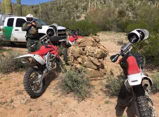 Agents find half-ton of marijuana after tracking