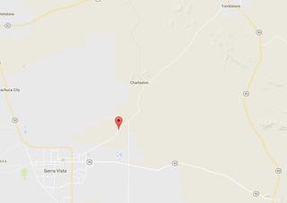 Motorcyclist injured near Sierra Vista