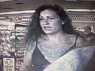 S. Tucson police looking for serial shoplifter