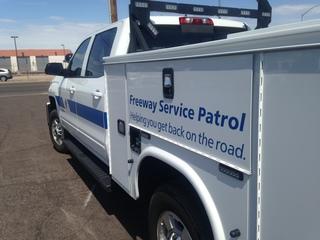 Once a tank commander, Tucson man now patrols...
