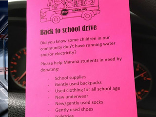 School district warns of phony supplies flyer