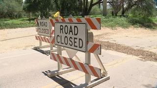 Sixth street closed for UA football game