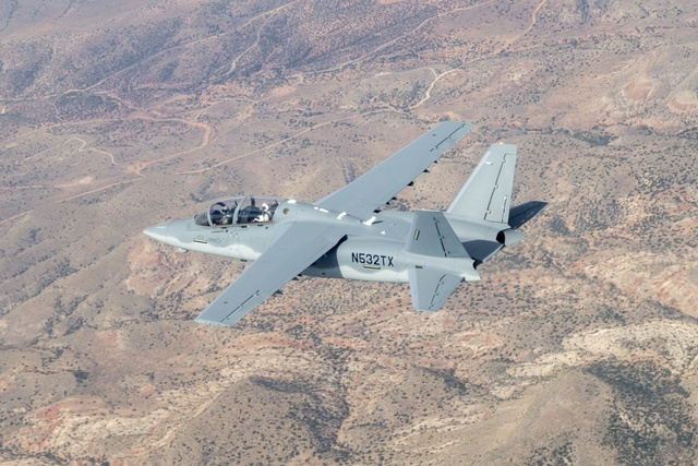 US Air Force Looks Ahead To Light-Attack Combat Demo