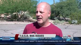 TUSD works to fix transportation snafus
