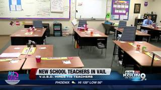 Vail district welcomes new teachers