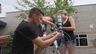 Vail students part of solar eclipse project