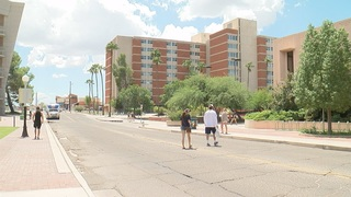 UA dorms welcome new year, new students
