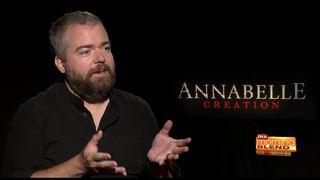 David Sandberg director of Annabelle Creation