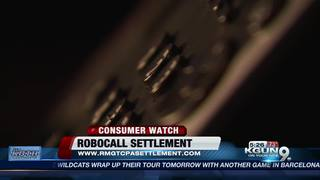 Robocall company settles class action lawsuit